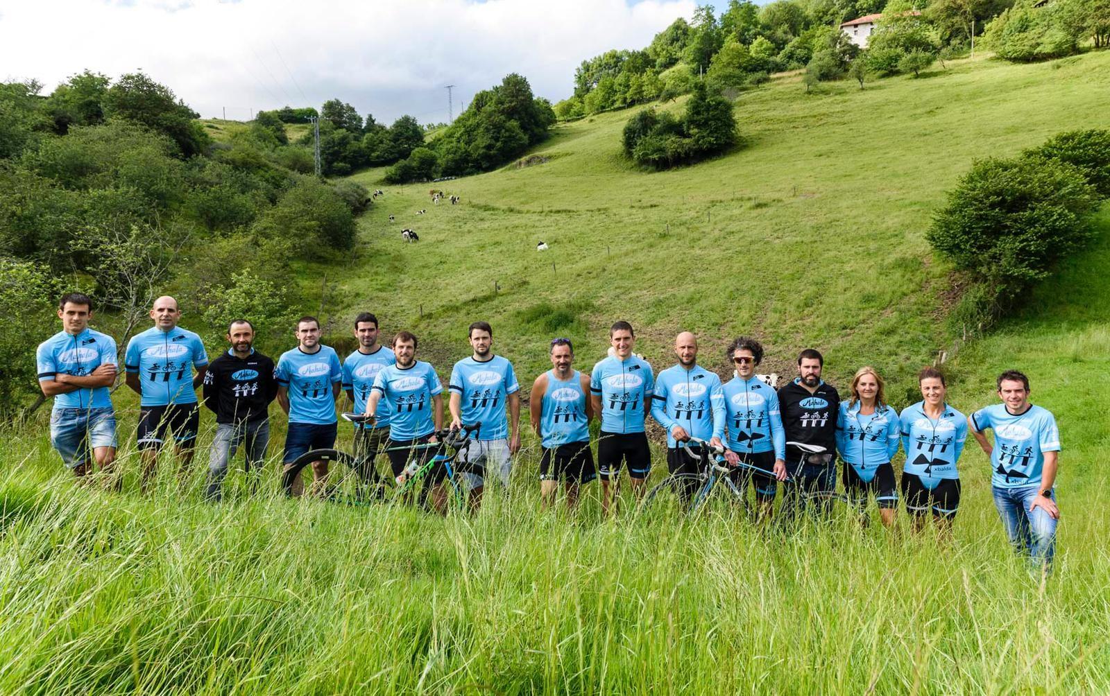 Mahala, Tolosaldeko triatloi taldearen bidelagun