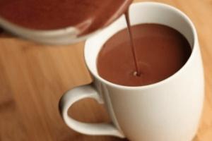 [Sukaldean] Txokolate beroa